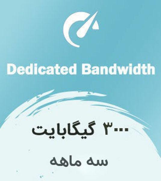 تصویر از اینترنت بیسیم اختصاصی سه ماهه با ترافیک 3000 گیگابایت بین الملل